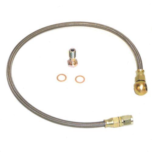 Reservoir Drop Line Pipe Kit -7/16 Threaded (BC015)