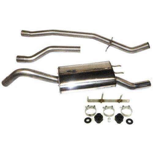 "MK1 / MK2 Cortina 2.5"" Zetec Repack Exhaust System (CE002-63)"