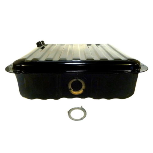 MK1 Cortina Fuel Tank (Powder Coated Black) (CF001P)