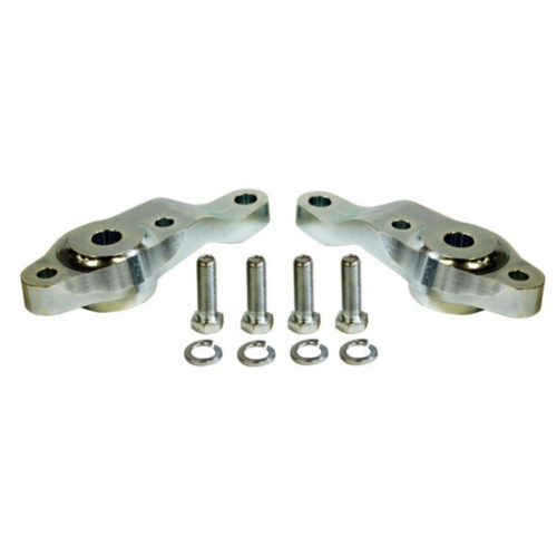 Steering Arms + Bolts And Washers - MK1 Cortina Rack And Pinion (CS002)