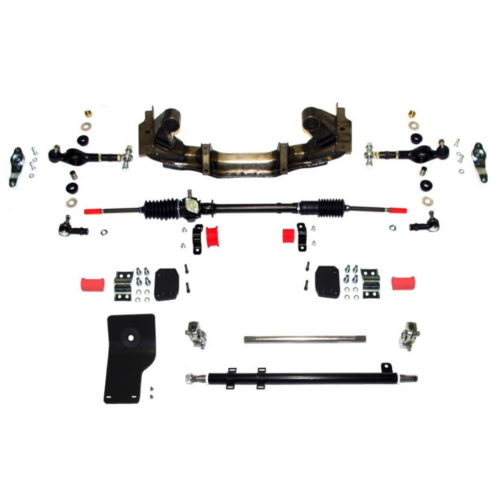 Rack and Pinion - Full Kit 2.4 Ratio
