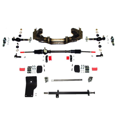 Rack and Pinion - Full Kit 2.9 Ratio RHD Air Flow
