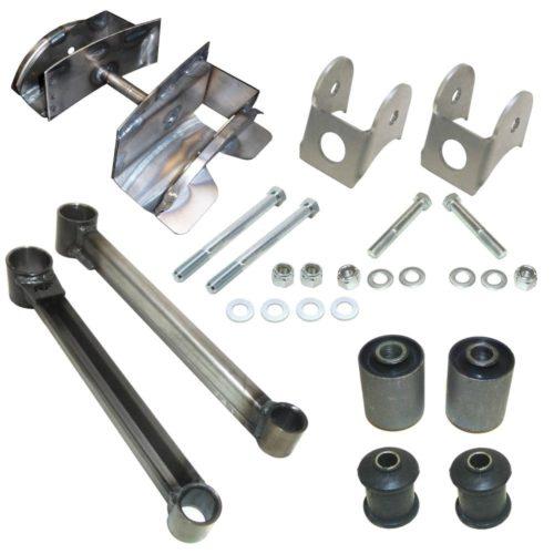 MK1 Cortina - Lotus / GT - Anti Tramp Bar Full Kit - Heavy Duty Rubber Bushes (CS052)