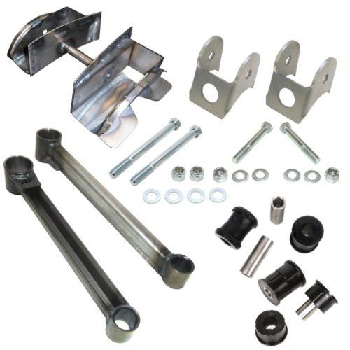 MK1 Cortina - Lotus / GT - Anti Tramp Bar Full Kit - Super Flex Poly Bushes (CS053)
