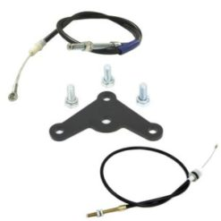 Clutch Cables and Brackets