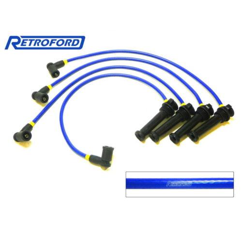 Duratec Motorsport Long Ignition Leads - Blue (D028-BLUE)
