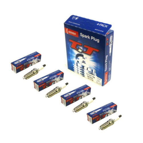 Denso Twin Tip Spark Plugs (Set of 4) (E006)