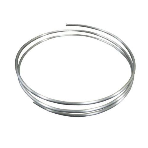 Aluminium 3/8 (9.5mm) Fuel Line - 4 Metre Coil (F001)