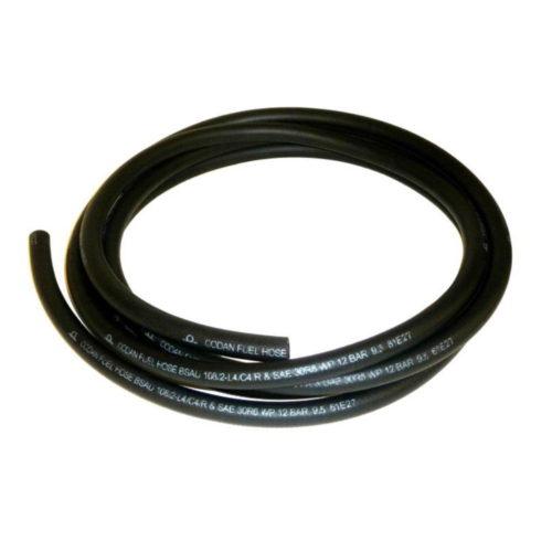 "Flexible Rubber 3/8"" Bore Fuel Hose - 1 Metre - Unleaded Fuel Only (F002-R6)"