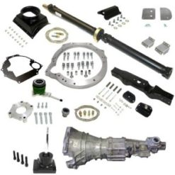 Ford Zetec to Mazda MX5 Gearbox Install Kits and Components
