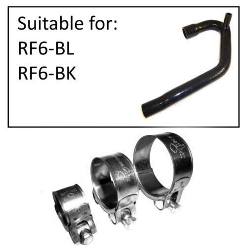 RF6 Hose Clips (RF6C)