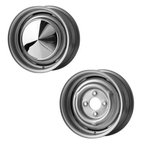 Lotus Replica Steel Wheels