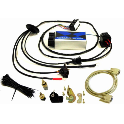 45mm Dcoe Webber -Ignition Only Comprehensive Kit, Includes Advanced Loom, Includes Weber 45mm TPS, ATS, CTS (Z027OMEX_200_KIT2)