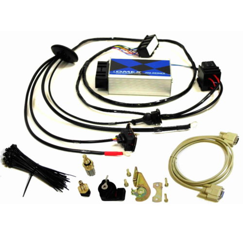 45mm Dellorto -Ignition Only Comprehensive Kit, Includes Advanced Loom, Includes Weber 45mm TPS, ATS, CTS