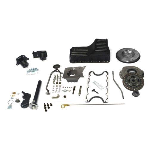Zetec Fitting Kit - Escort Mk1 / MK2 - Stage 1 - STD Mounts (Z047)