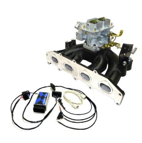 Zetec Twin Choke Weber Carburetor (Full Kit) (Z080)
