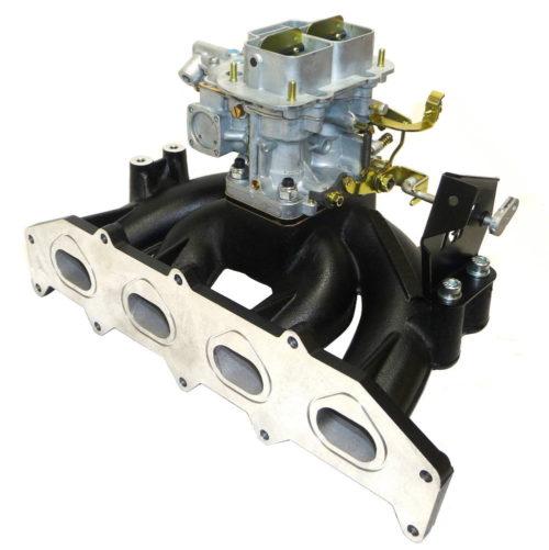 Zetec Twin Choke Weber Carburetor Kit (No ECU) (Z081)