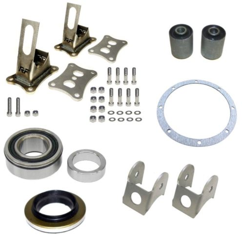 Axle Components