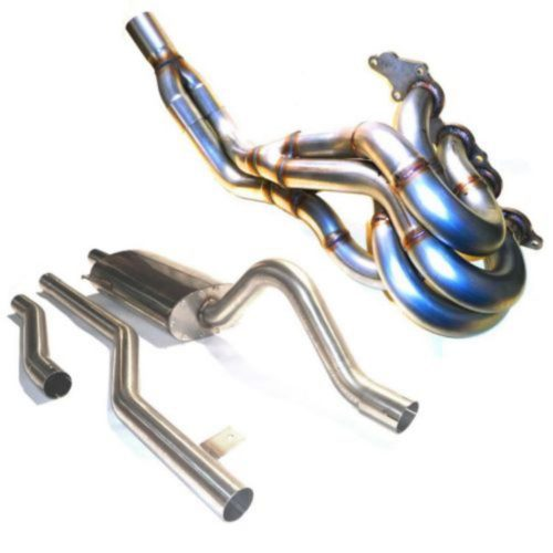 Duratec Exhaust Systems and Manifolds