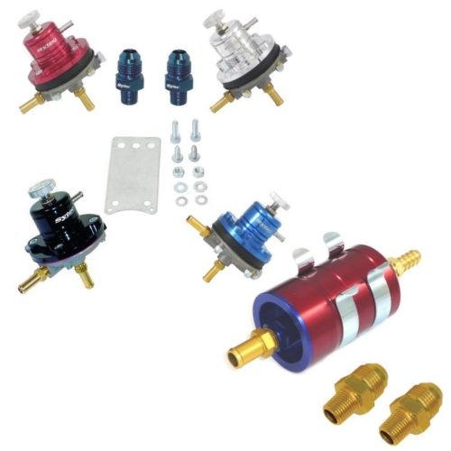 Fuel Filters, Pumps and Regulators