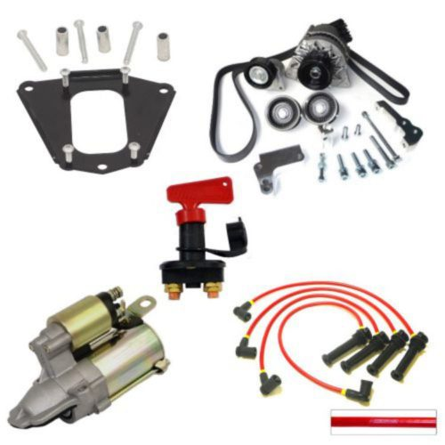 Duratec Ignition and Electrical