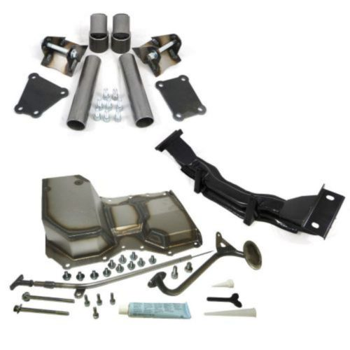 Duratec Mounts, Sumps, Crossmembers and Steering Arms