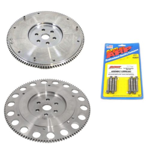 Flywheels and Bolts