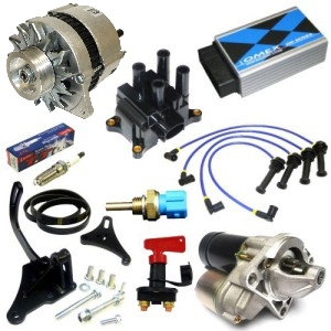 Zetec Ignition and Electrical