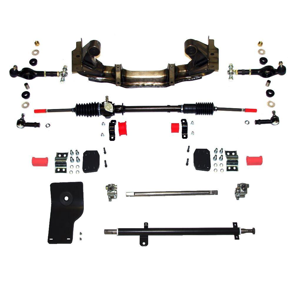 MK2 Cortina - Rack And Pinion - Steering Kit- 2.4 Ratio - (SS017-2.4*H)