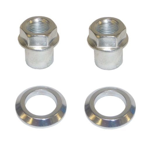 Group 4 Front Strut Top Nut and Conical Washer (SS027)