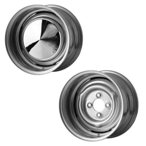 7.0 X 13 Lotus Replica Steel Wheel - Factory Seconds (WR7.0S-FS)