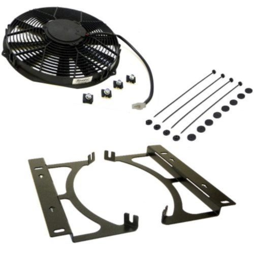 Fan Kits and Brackets