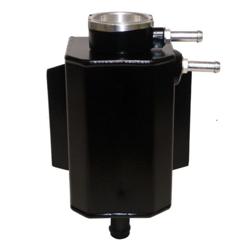 Water Expansion Tank - Black (1.0L) (C001B)