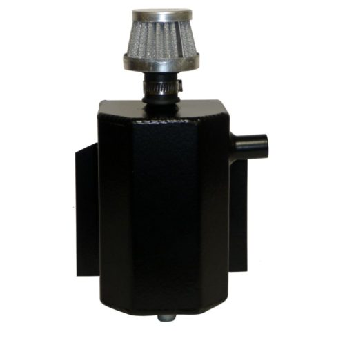 Oil Breather Catch Tank - Black (1.0L) (M007B)