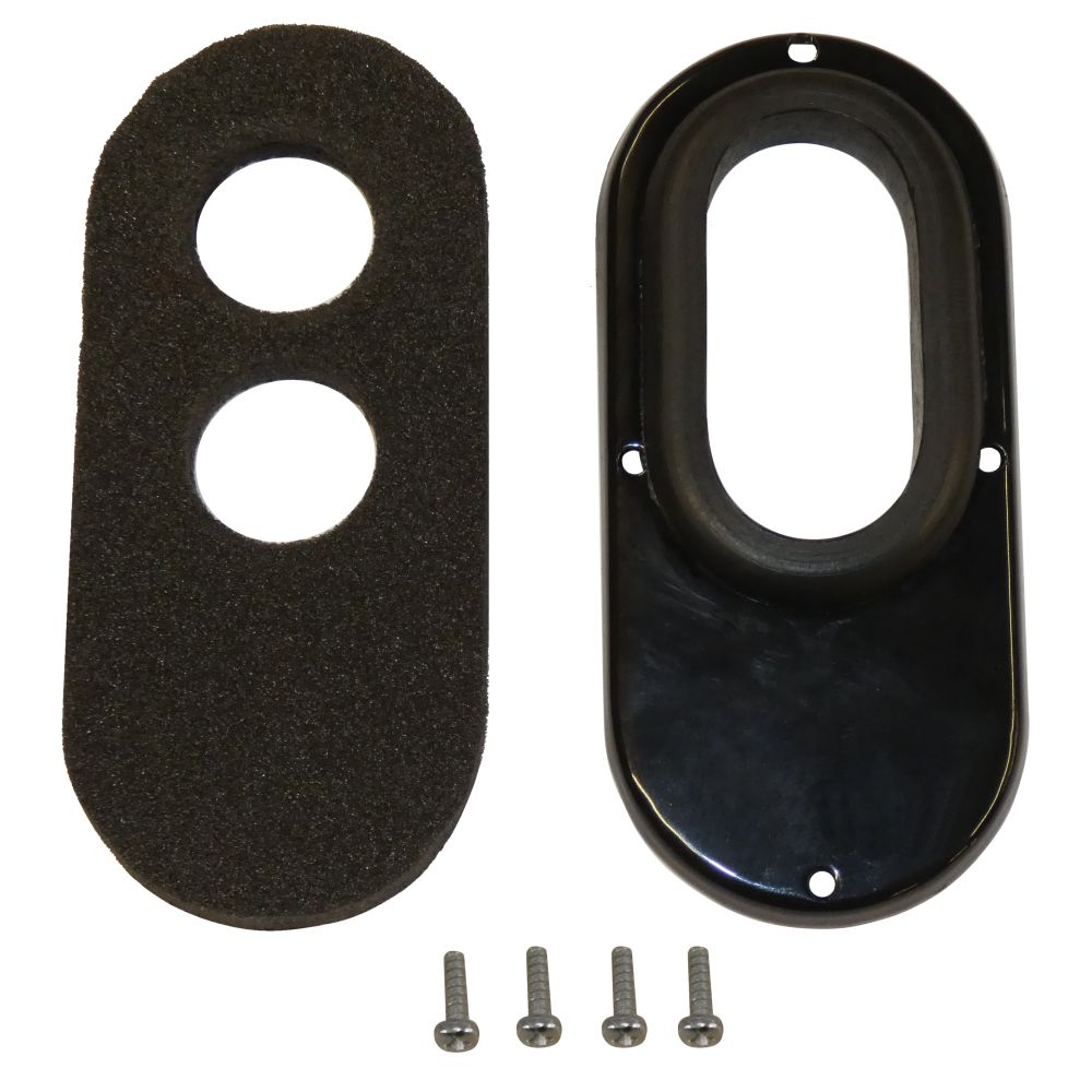 MK1/2 Escort Heater Matrix Bulkhead Plate For Zetec