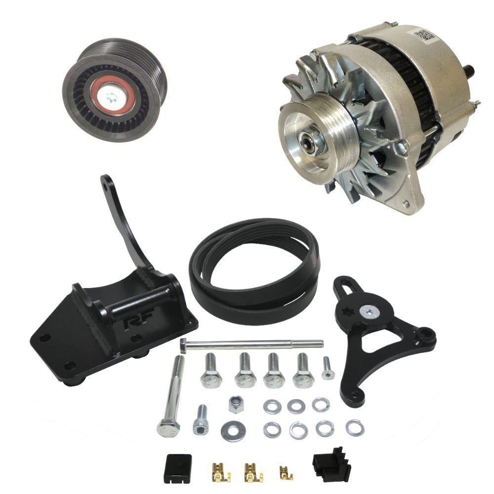 Zetec Alternator Kit -Black Top/ST170 (Z100)