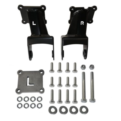 Cortina Pre X-Flow/X-Flow Engine Mounts (For Use With Retroford Rack and Pinion Steering Kit)