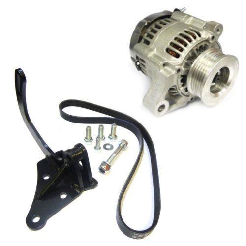 Zetec Motorsport Alternator Kit - Silver Top (Z101MS)