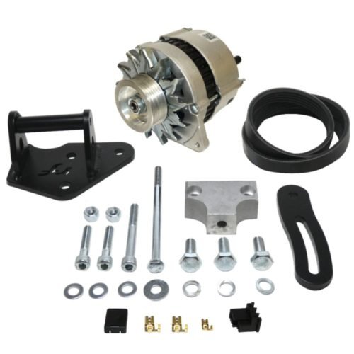 Zetec Alternator Kit - Silver Top (Z101)