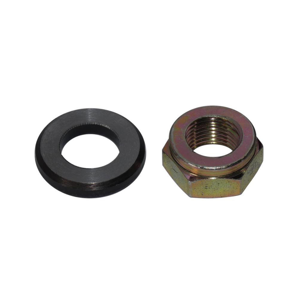 English Axle Diff Flange Locking Nut (DIFF008)